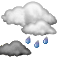 Forecast: Increasing clouds and cooler. Precipitation possible within 6 hours. Windy with possible wind shift to the W, NW, or N.